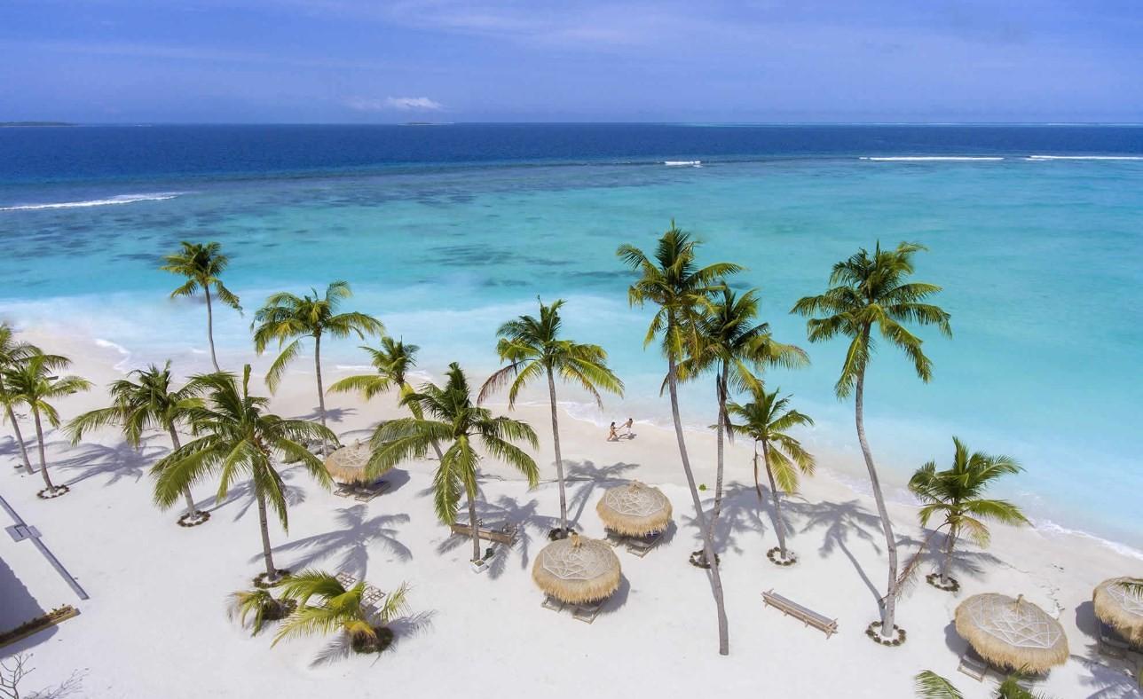 New Island Escape Emerald Maldives Resort Spa Mahoe